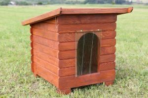 Cușcă de câine cubică medie 1